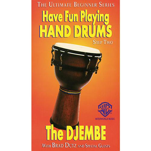 Alfred Ultimate Beginner Series - Djembe-Style Drums, Step 2-thumbnail