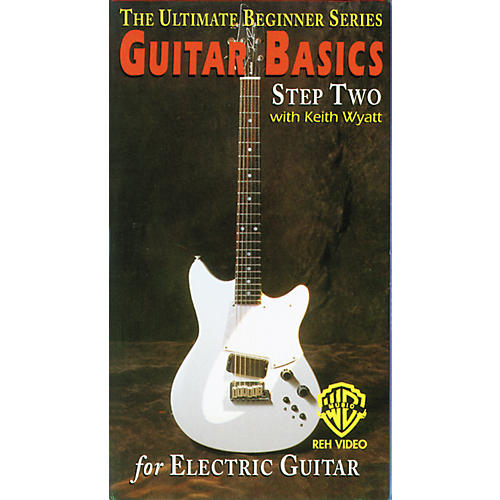 Alfred Ultimate Beginner Series - Electric Guitar Basics, Step 2