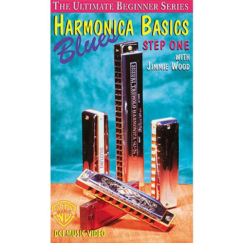 Warner Bros Ultimate Beginner Series - Harmonica Basics, Step 1-thumbnail
