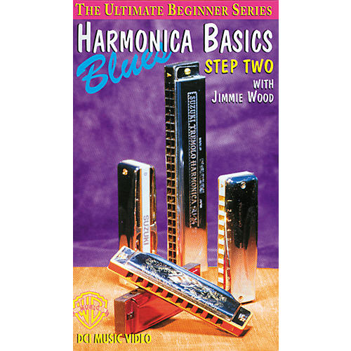 Alfred Ultimate Beginner Series - Harmonica Basics, Step 2-thumbnail