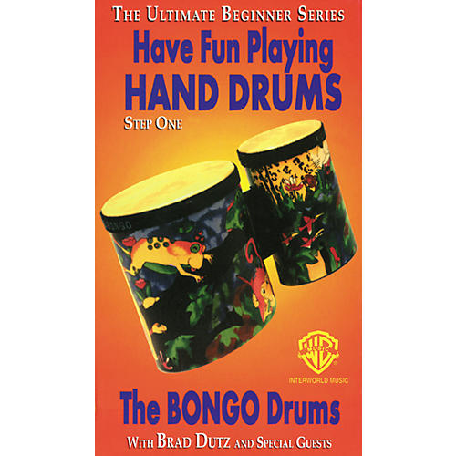 Alfred Ultimate Beginner Series - Have Fun Playing Bongos, Step 1-thumbnail