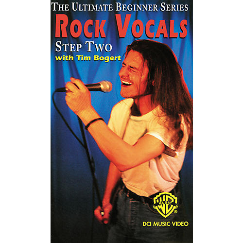 Alfred Ultimate Beginner Series - Vocal Rock Styles, Volume 2-thumbnail