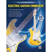 Alfred Ultimate Beginner Series: Electric Guitar Complete (Book/DVD)