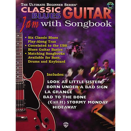 Alfred Ultimate Beginner Series Guitar Songbook - Classic Blues (CD)