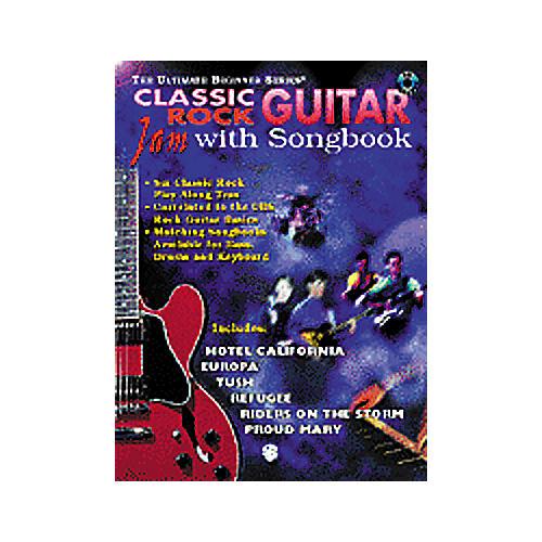 Alfred Ultimate Beginner Series Guitar Songbook - Classic Rock (CD)-thumbnail