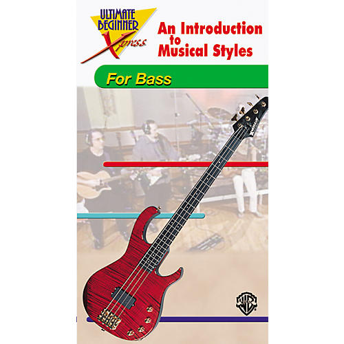 Alfred Ultimate Beginner Xpress - Bass Styles-thumbnail