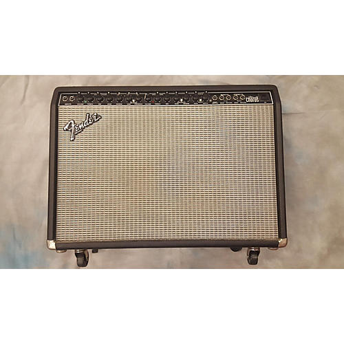 Fender Ultimate Chorus 2x12 Guitar Combo Amp-thumbnail