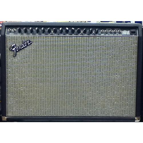 Fender Ultimate Chorus Black Guitar Combo Amp-thumbnail