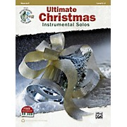 Alfred Ultimate Christmas Instrumental Solos French Horn Book & CD