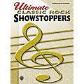 Alfred Ultimate Classic Rock Showstoppers Book  Thumbnail