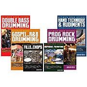 Hudson Music Ultimate Drum Lessons DVD Value Pack
