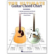 Ultimate Guitar Chord Chart Book