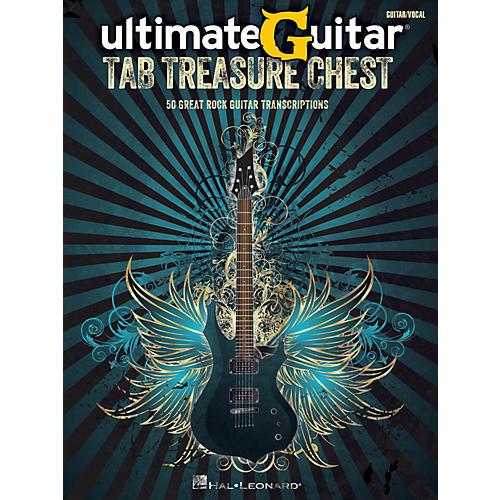 Hal Leonard Ultimate Guitar Tab Treasure Chest-thumbnail