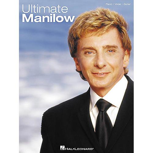 Hal Leonard Ultimate Manilow Piano/Vocal/Guitar Artist Songbook-thumbnail