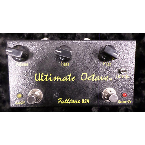 Fulltone Ultimate Octave Effect Pedal-thumbnail