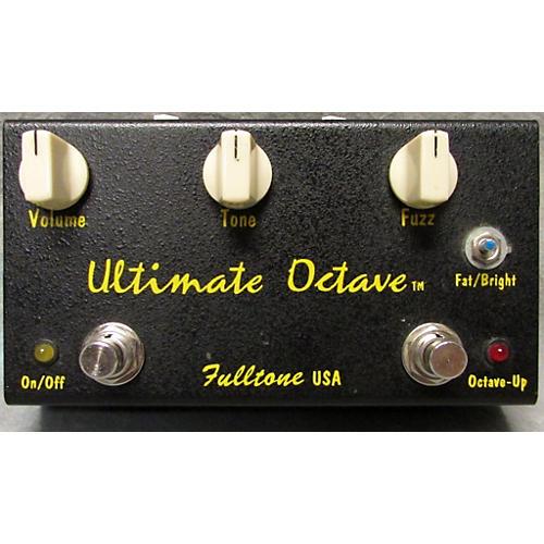 Fulltone Ultimate Octave Effect Pedal