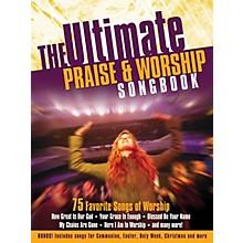 Shawnee Press Ultimate Praise & Worship Songbook (75 Favorite Songs Worship) Shawnee Press Series