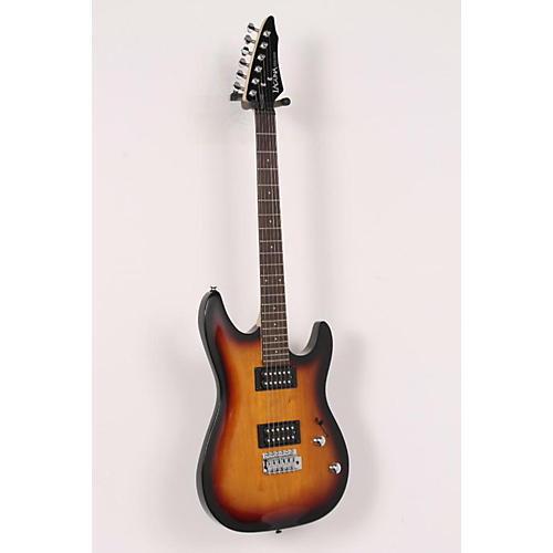 Laguna Ultimate Rock Electric Guitar and Accessory Pack Gloss Sunburst 886830614064
