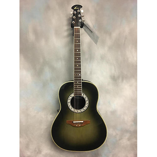 Ovation Ultra 1517 Acoustic Electric Guitar-thumbnail