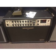Behringer Ultra Acoustic Axc1000 Guitar Combo Amp