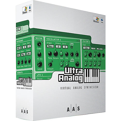 AAS Ultra Analog Virtual Synthesizer