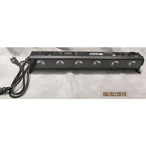 American DJ Ultra Bar 6 Black Lighting Effect