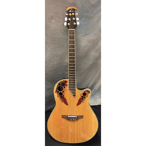 Ovation Ultra Deluxe 1578 Acoustic Electric Guitar