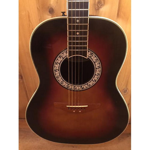 Ovation Ultra Deluxe Acoustic Guitar