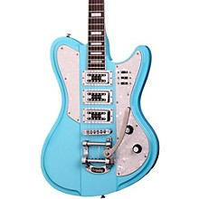 Ultra III Electric Guitar Vintage Blue
