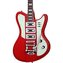 Ultra III Electric Guitar Vintage Red