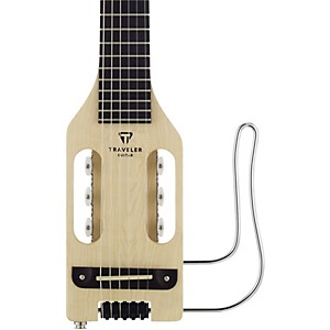 Traveler Guitar Ultra-Light Nylon Acoustic-Electric Travel Guitar