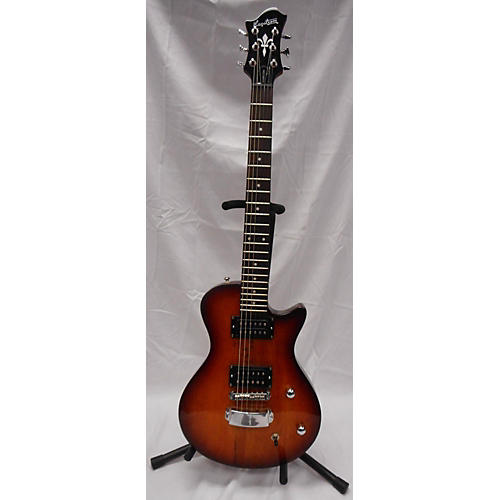 Hagstrom Ultra Swede Solid Body Electric Guitar-thumbnail