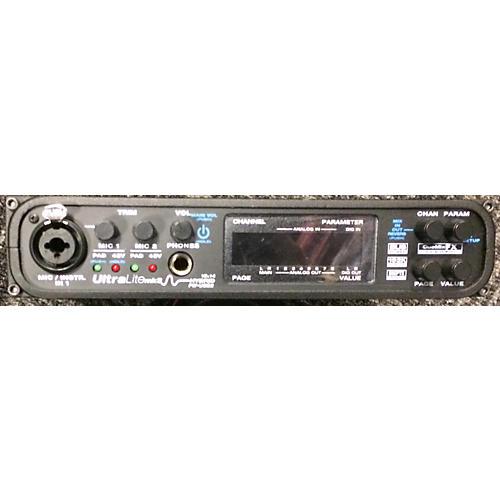 MOTU UltraLite MK3 Hybrid Audio Interface