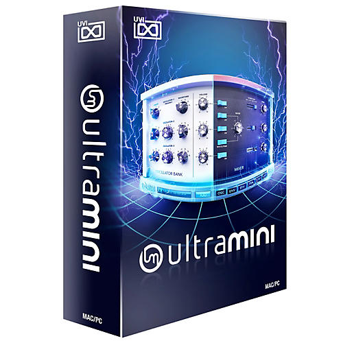 UVI UltraMini Analog Digital Monster Software Download