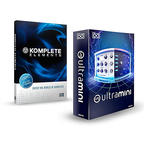 UVI UltraMini with Komplete Elements Bundle-thumbnail