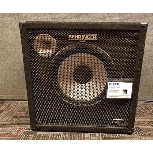 Behringer Ultrabass 115 Bass Cabinet