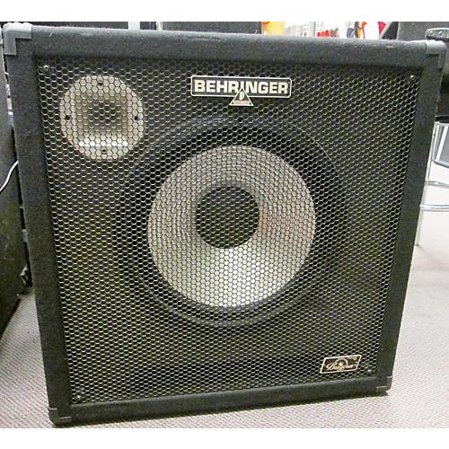 Behringer Ultrabass BA 1x15 Cabinet Guitar Cabinet