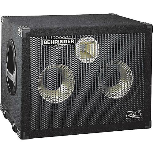 Behringer Ultrabass BA210 500 Watt 2x10 Bass Cabinet