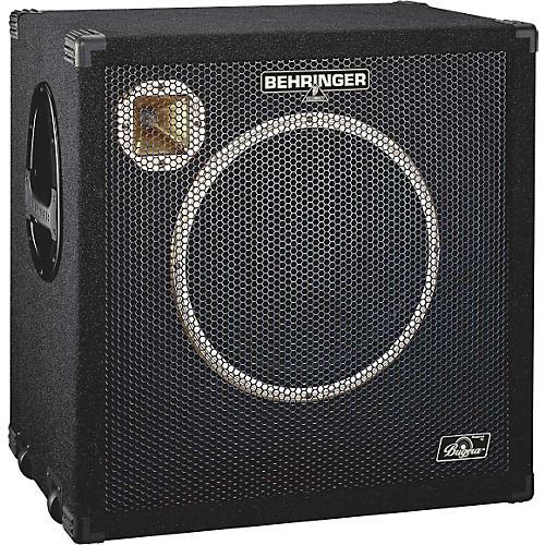 Behringer Ultrabass BB115 600 Watt 1x15 Bass Cabinet-thumbnail