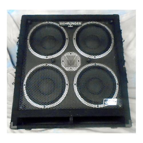 Behringer Ultrabass BB410 1200W 4x10 Bass Cabinet-thumbnail