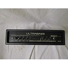 Behringer Ultrabass BHR180X Bass Amp Head