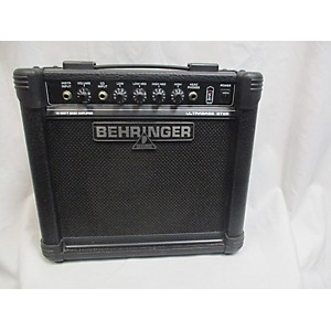Pre-owned Behringer Ultrabass BT108 Bass Combo Amp