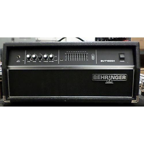 Behringer Ultrabass BVT4500H 450W Bass Amp Head-thumbnail