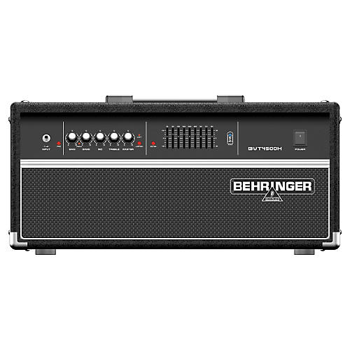 Behringer Ultrabass BVT4500H 450W Bass Amplifier Head-thumbnail