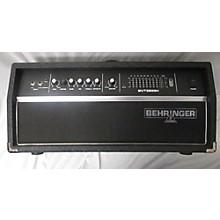 Behringer Ultrabass BVT5500H 550W Bass Amp Head