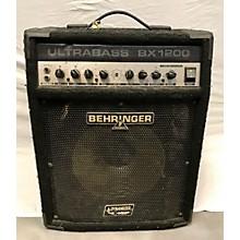 Behringer Ultrabass BX1200 Bass Combo Amp