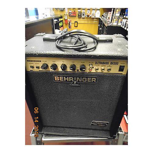 Behringer Ultrabass BX300 30W 1x10 Bass Combo Amp