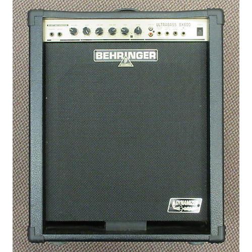 Behringer Ultrabass BX600 Bass Combo Amp