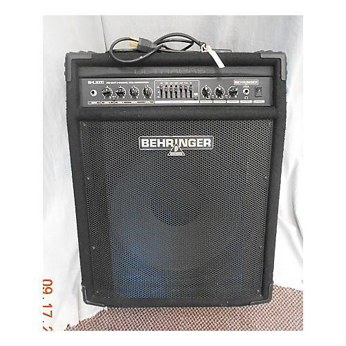 Behringer Ultrabass BXL3000 300W 1x15 Bass Combo Amp-thumbnail