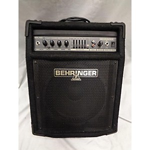 Pre-owned Behringer Ultrabass BXL450 45 Watt 1x10 Bass Combo Amp by Behringer